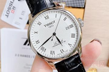 天梭的机械表能卖多少钱 这要看手表款式