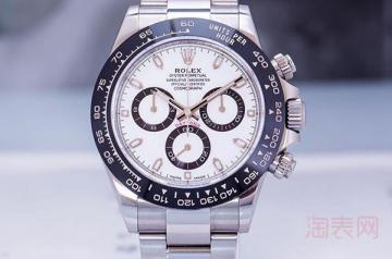 10万元的劳力士手表回收价格是多少钱