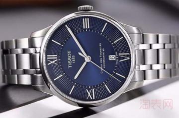 天梭实体店会回收二手手表吗