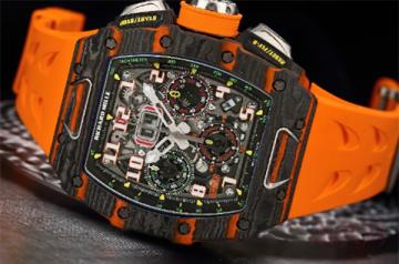 回收二手理查德米勒手表市场力如何