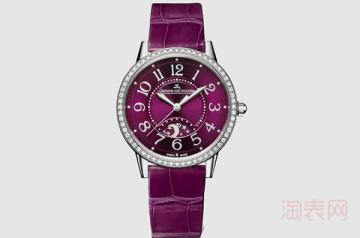 专业评估积家手表回收价格得看什么