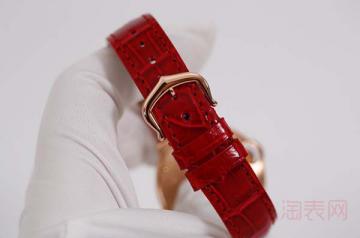 卡地亚手表五万多的能卖多少钱