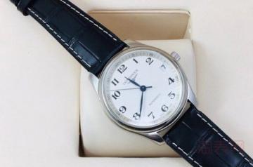 一年的浪琴表可以卖多少钱 具体看这些