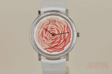 老款伯爵手表回收价格查询可得到什么益处