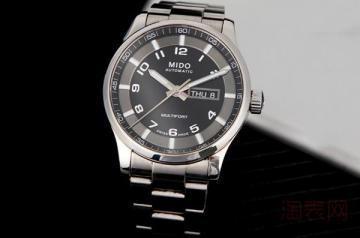 手表回收店给出的二手价格一般是多少