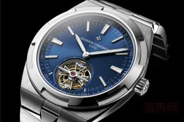 奢侈品二手手表回收价格大概是多少
