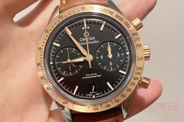 一块二手欧米茄手表回收大概多少钱
