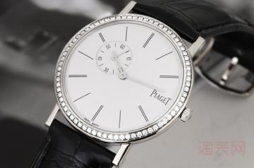 想问问大家回收二手手表的靠谱吗