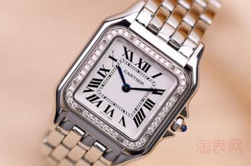 卡地亚手表回收店铺是网上的还是线下的好