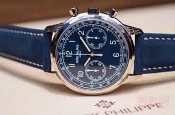回收百达翡丽手表的价格高吗 保值力如何