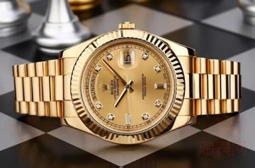 18k金手表回收多少钱 是如何估价的
