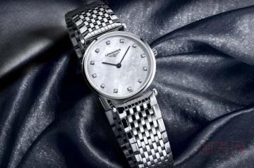 7年的浪琴二手表能卖多少钱一个