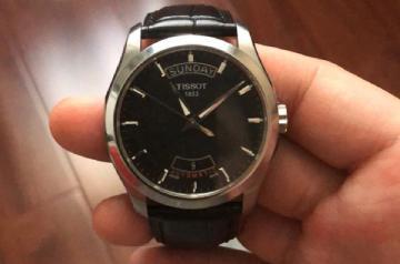 8成新的天梭手表回收能卖多少钱