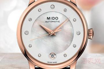 美度手表公价8000能回收多少价值