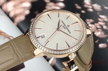 回收江诗丹顿手表一般多少钱