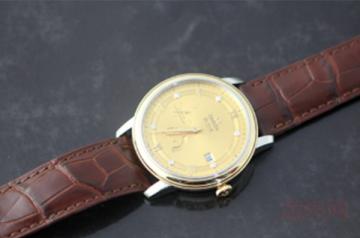 二手欧米茄蝶飞手表回收大概多少钱
