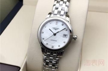 浪琴手表回收价格查询二手手表店收费吗