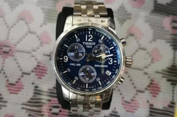 三千多的天梭手表回收能卖个多少钱