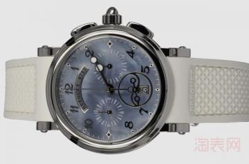 回收宝玑手表多少钱更能体现原本价值