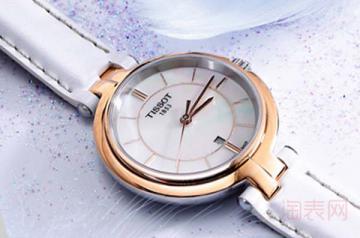 天梭表二手表能卖多钱关键还是看着点是否符合标准