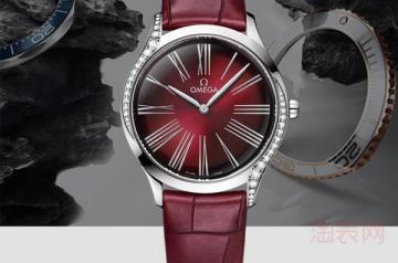 欧米茄新款石英手表二手回收能卖多少钱