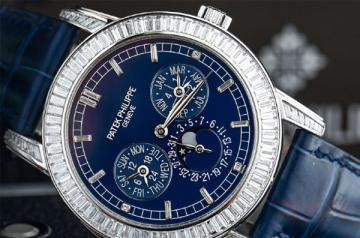 百达翡丽二手手表回收有什么便捷的方式