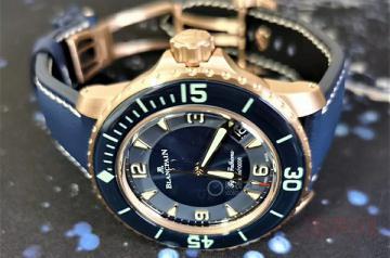 宝珀限量款手表回收是什么价格