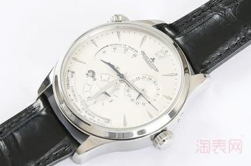 积家大师地理学家手表回收价格是多少