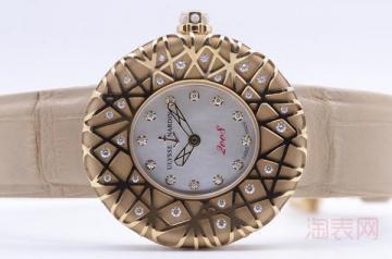 手表的原镶钻和后镶钻回收价格会一样吗