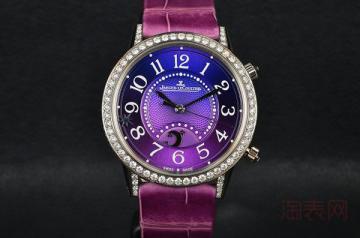 积家二手手表回收价格是一直超原价吗
