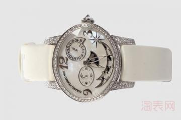 顶尖制表品牌芝柏手表回收多少钱