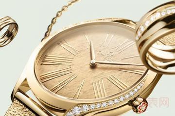 欧米茄手表回收多少钱表款热度决定价格