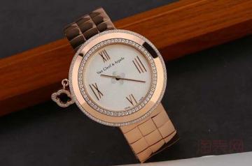 梵克雅宝手表一般能够回收到什么价格