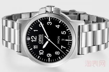 一块二手豪利时手表能卖多少钱