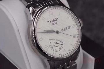 天梭一万多的机械手表回收能卖多少钱