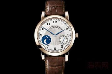 二手朗格手表回收之前该做什么准备