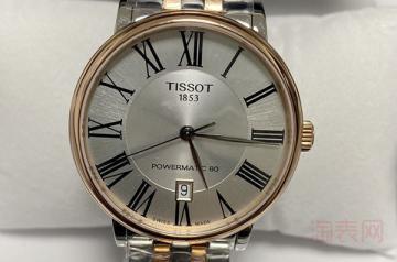 天梭旧手表回收价格查询渠道怎么找