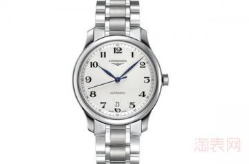 一万五的浪琴手表买了半年能卖多少钱