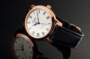 如何得出二手高档手表回收价格多少