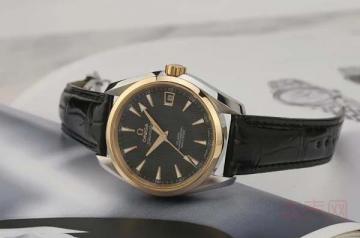十年的欧米茄手表有回收价值么