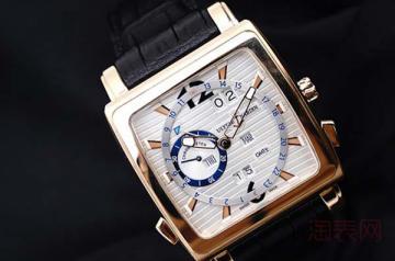 八成新的雅典手表卖二手值钱吗