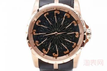 罗杰杜彼圆桌骑士手表回收公司该如何选