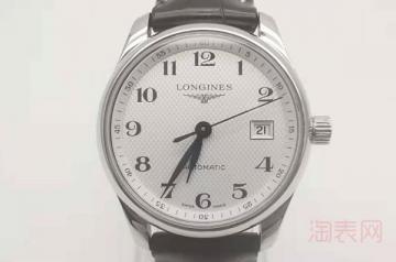 浪琴手表可以在卖手表的店铺回收吗
