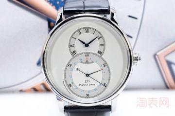 雅克德罗手表回收价格如何 附件也不可忽视