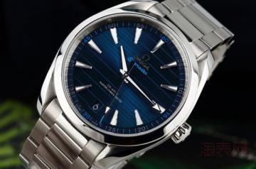 2万的欧米茄的手表回收价格也有内幕