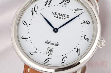 爱马仕手表回收多少钱 商家在此发声