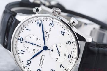 万国葡萄牙计时二手手表回收流程是怎样的