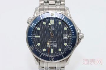 40年前的欧米茄手表回收能值多少钱