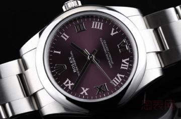 回收二手劳力士蚝式手表会受商家青睐吗