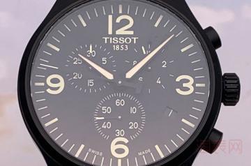 1853天梭石英机芯手表的回收价格几折